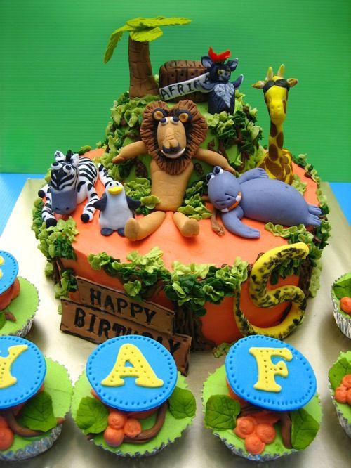 Перейти на Madagascar cake by Anita Jamal