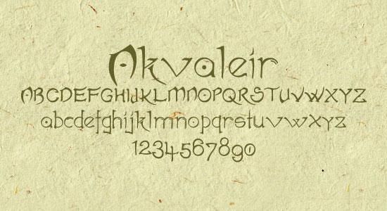 Akvaleir