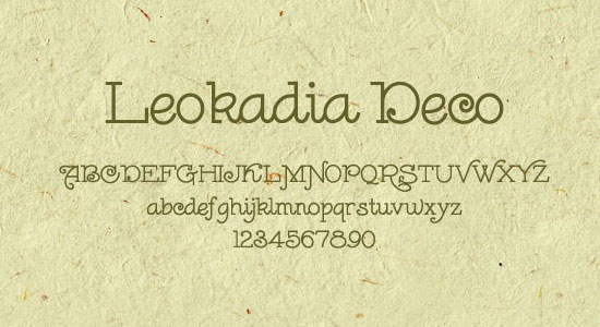 Leokadia Deco
