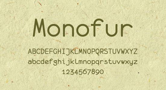 Monofur