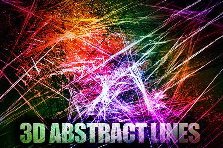 Скачать 3D ABSTRACT LINES