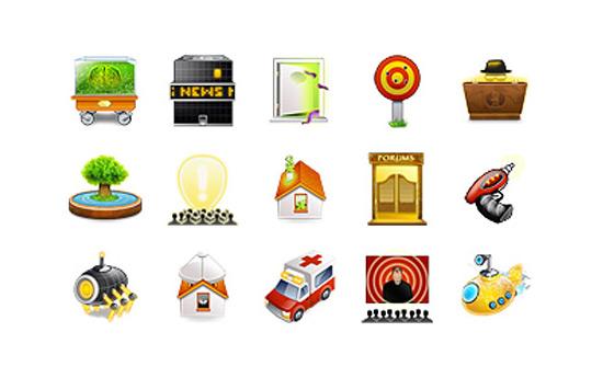 Скачать The Community Icons