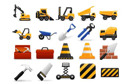 Скачать Construction Icons