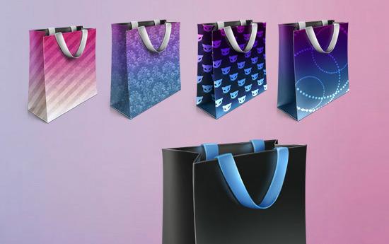Скачать Shopping Bag Icon