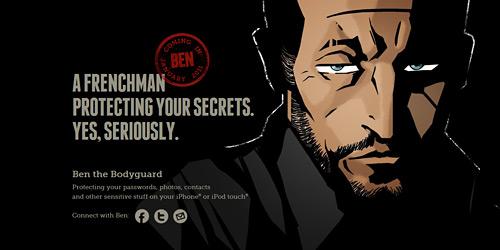 Перейти на Benthe Bodyguard