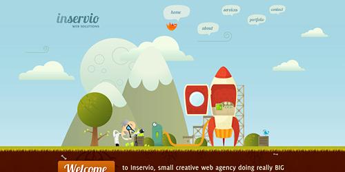 Перейти на Inservio Web Solutions