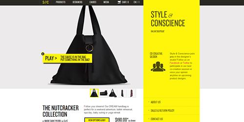 Перейти на Style And Conscience