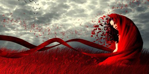 Перейти на lady in red