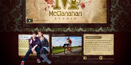Перейти на Mcclanahan Studio