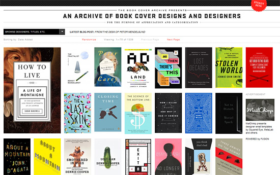 Перейти на The Book Cover Archive