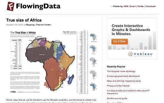 Перейти на Flowing Data