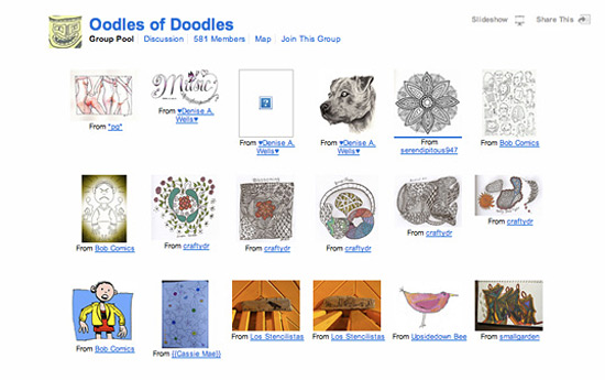 Перейти на The Oodles of Doodles Pool