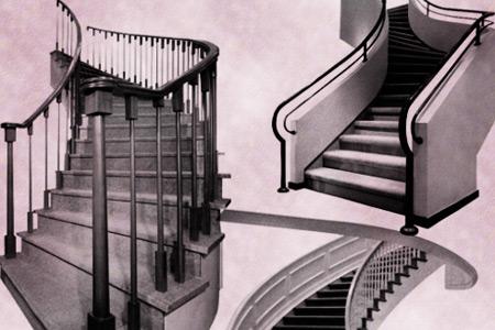 Скачать Stair Case Brushes