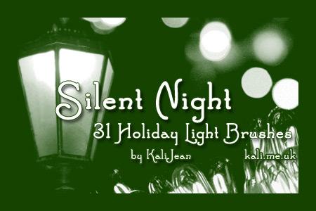 Скачать Silent Night: Holiday Brushes