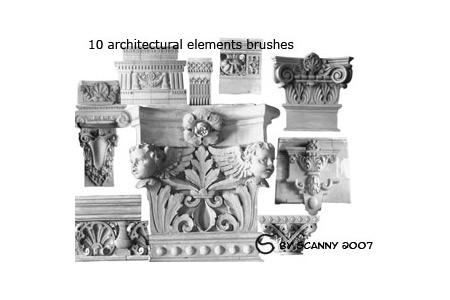 Скачать Architecture elements