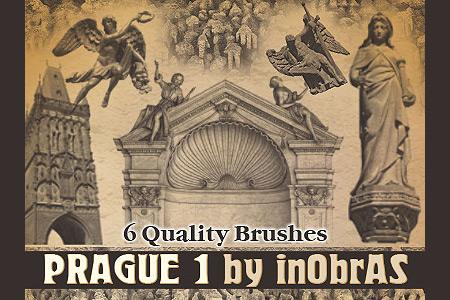 Скачать Prague 1 Brushes