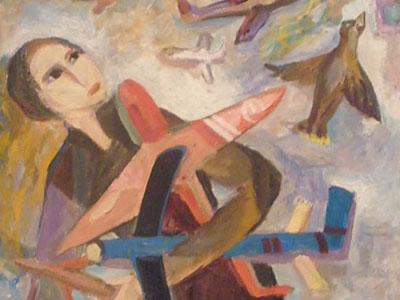 Дашкина Сания. Юность авиатора