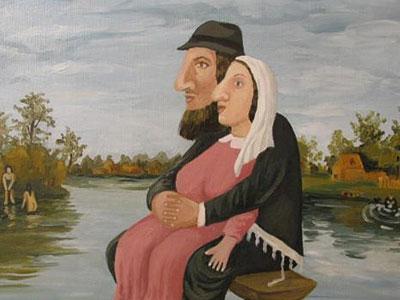 Финашина Екатерина. Копия работы Любарова