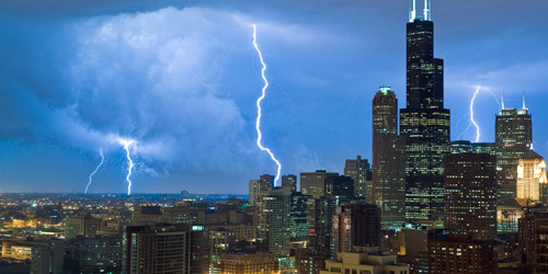 Перейти на Lightning, Chicago
