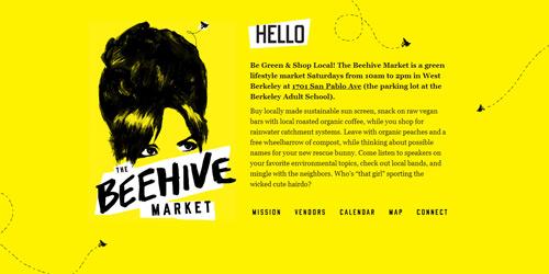 Перейти на The Beehive Market