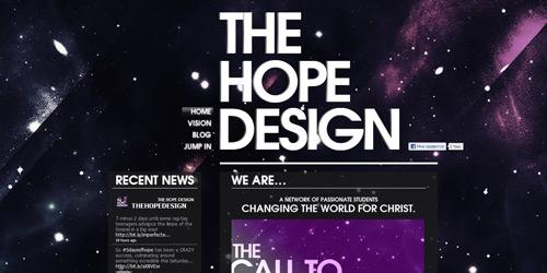 Перейти на The Hope Design