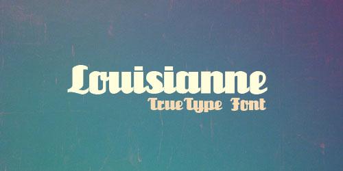 Скачать Louisianne