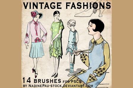 Скачать vintage fashions 14 bruses