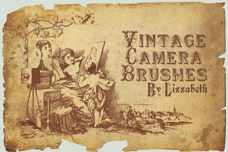 Скачать Vintage Camera Brushes