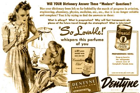 Скачать 1940 Cosmopolitan Brushes