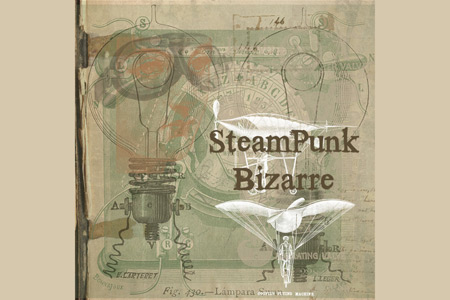 Скачать Brushes SteamPunk Bizarre