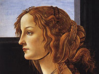 Одухотворенность линий и парящая легкость на картинах Сандро Ботичелли