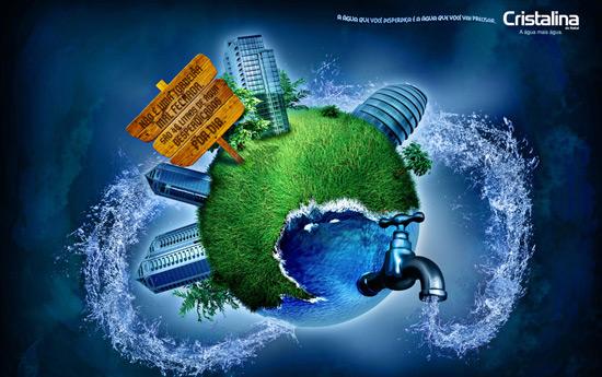 Перейти на Agua Cristalina: Waste, Tap
