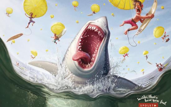 Перейти на Spoleto: Shark