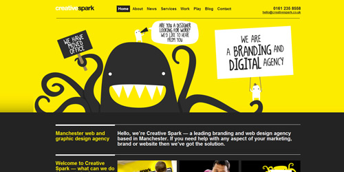Перейти на Creative Spark