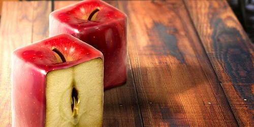 Перейти на Apple cubes