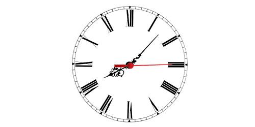 Посмотреть демо Analogue Clock