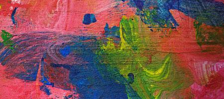 Скачать Текстура разводов краски