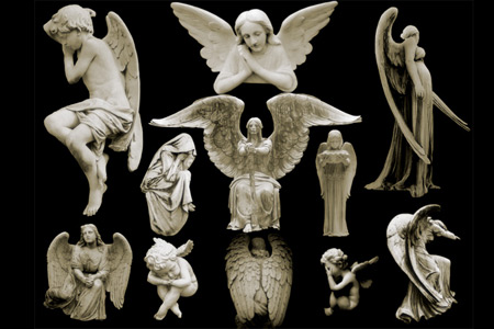 Скачать Cemetery Angels