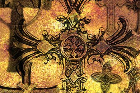 Скачать Medieval Crosses Brush