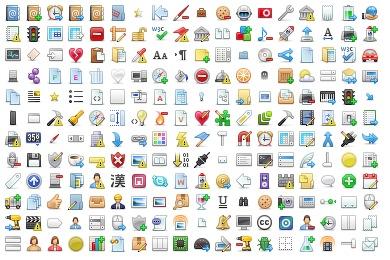 Скачать Fugue Icons By Yusuke Kamiyamane