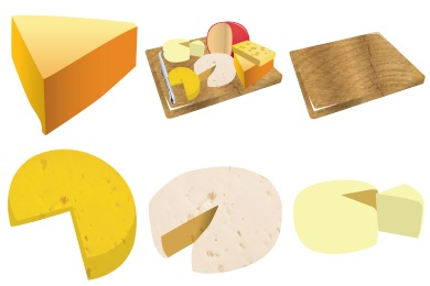 Скачать Cheese Icons By Skuzigraphic