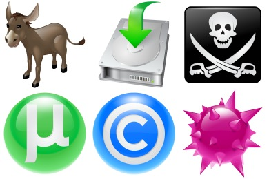 Скачать Torrent Icons By Aha Soft