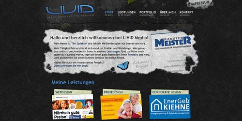 Перейти на Livid Media
