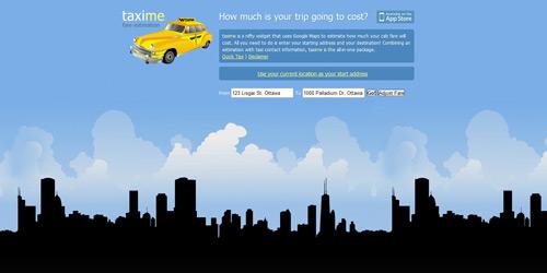 Перейти на Taxi Me