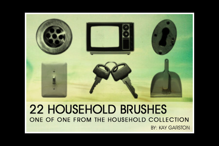 Скачать HOUSEHOLD BRUSH COLLECTION