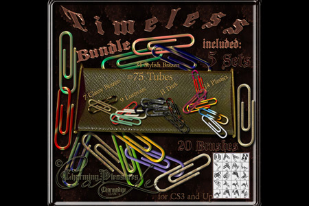Скачать Timeless 75 PaperClip BUNDLE
