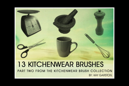 Скачать KITCHENWEAR BRUSH COLLECTION 2