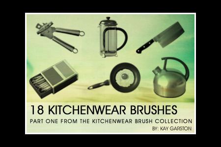 Скачать KITCHENWEAR BRUSH COLLECTION 1