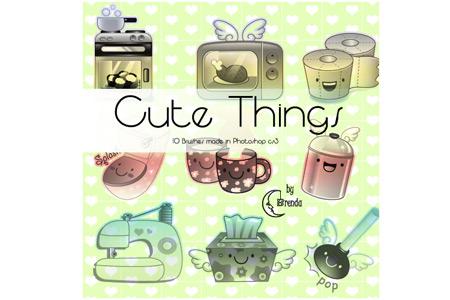 Скачать Cute Things