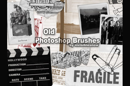 Скачать Old Essentials Brushes
